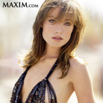 Olivia wilde maxim photo