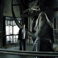 Harry potter and the half blood prince still