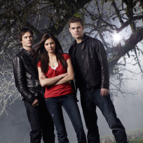 The Vampire Diaries Cast
