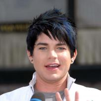 Adam Lambert Rocks CBS' Early Show