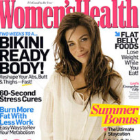 Evangeline lilly womens health cover