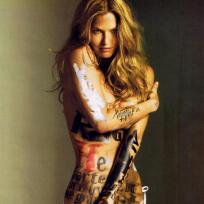 Bar Refaeli Naked Pic