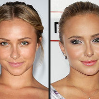 Hayden Panettiere looks better with ...
