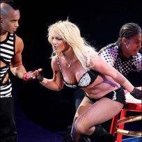 Britney in London
