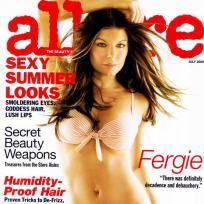 Fergie: Allure Cover