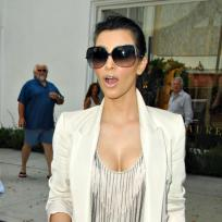 Kardashian shops