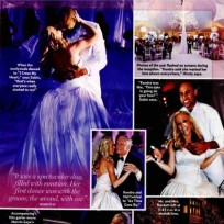 Mr and mrs hank baskett