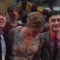 Harry potter and the half blood prince premiere pic