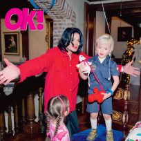 Michael prince and paris jackson