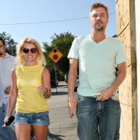 A Britney Spears and Jason Trawick Pic
