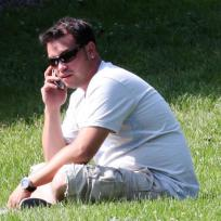 Jon Gosselin on the Phone