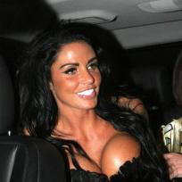 Katie price breasts