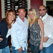 Jon Gosselin, Kate Major, Jill Zarin