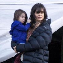 Katie and Suri Pic