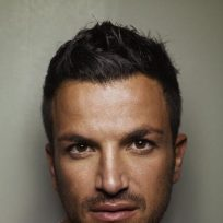 Peter Andre Head Shot