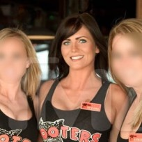 Samantha burke hooters girls