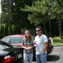 Hailey Glassman, Jon Gosselin Pic
