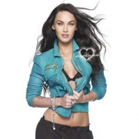 Megan Fox Elle Outtake