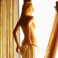 Heidi montag topless photo