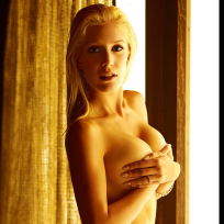 Heidi montag naked