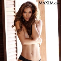Dayana Mendoza Topless Pic