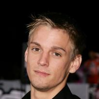 Pic of Aaron Carter