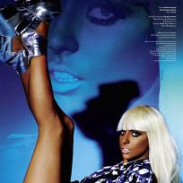 Gaga in v
