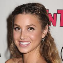 Whitney port cleavage photo