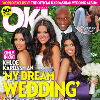 OK! Magazine Cover