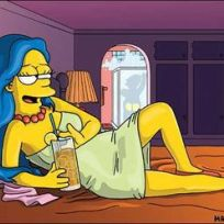 Sexy-marge-simpson