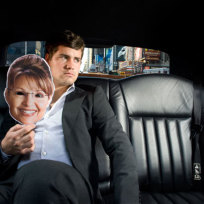 Levi johnston and sarah palin photo