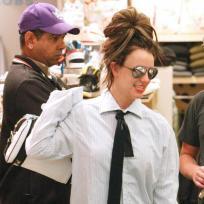 Britney Spears Sans Pants