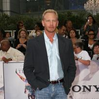 Who looked better, Ian Ziering or Larry Birkhead?