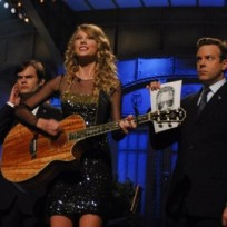 Was Taylor Swift a funny SNL host?