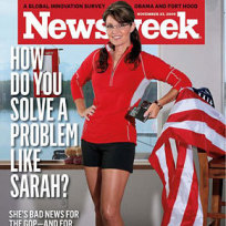 The Sarah Palin Newsweek Cover is ...