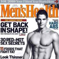 Mens fitness cover