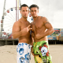 The Situation or Pauly D: Who'd you rather ...