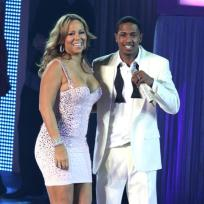 Mariah-carey-and-nick-cannon-at-msg