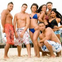 Jersey Shore Cast Picture