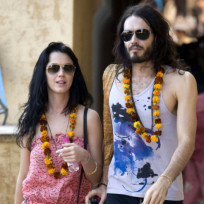 Russell Brand and Katy Perry Pic