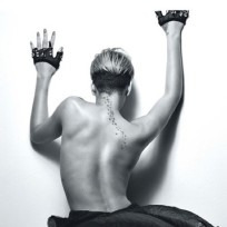 Topless Rihanna