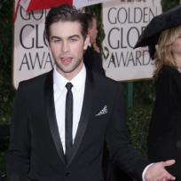 Who looked better at the Globes: Chace or Cory?