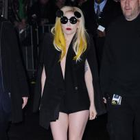 Lady Gaga's fashion sense is simply ...