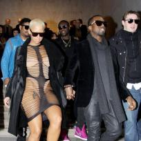 What do you think of Amber Rose's outfit?