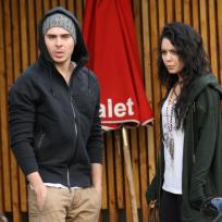 Shot of zanessa