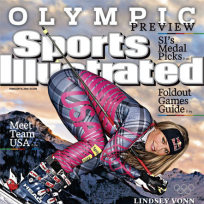 Is the Lindsey Vonn Sports Illustrated cover sexist?