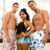 Snooki, Vinny and Mike