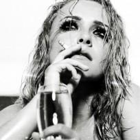Hayden drinking
