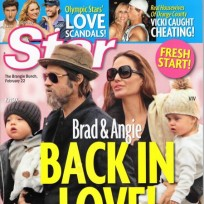 Brangelina Back in Love