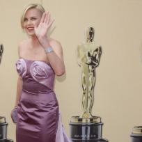 Charlize Theron Oscar Gown